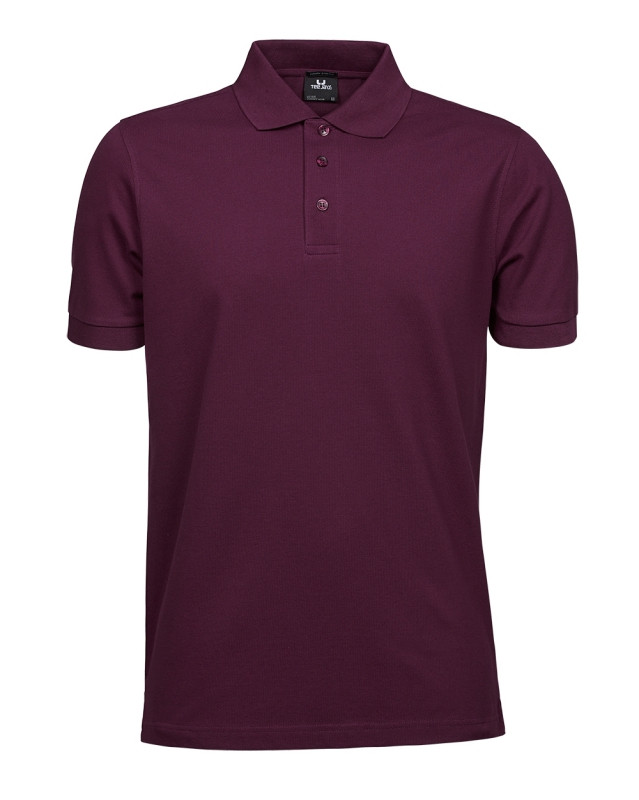red wine polo