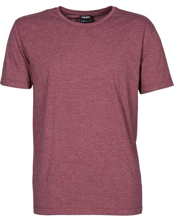 t-shirt wine red - fra Teejays