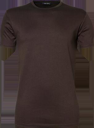 Tee Jays T-Shirt med rund halsudskæring - Herre