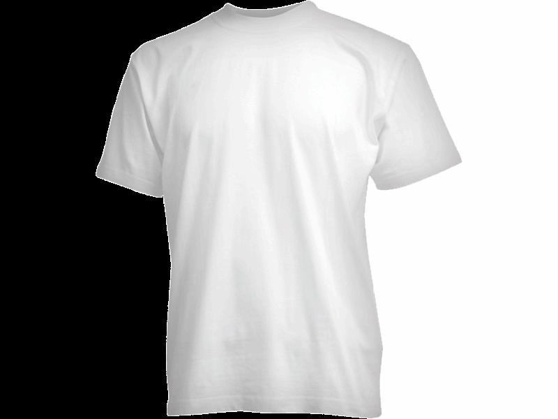 Hvid Camus t-shirt