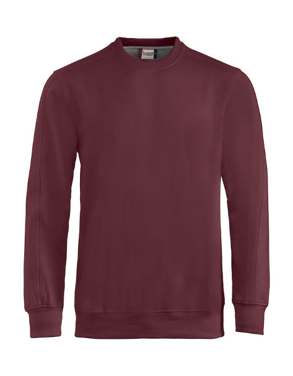 bordeaux crewneck