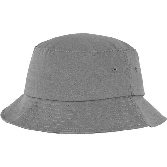 grå flexfit bøllehat