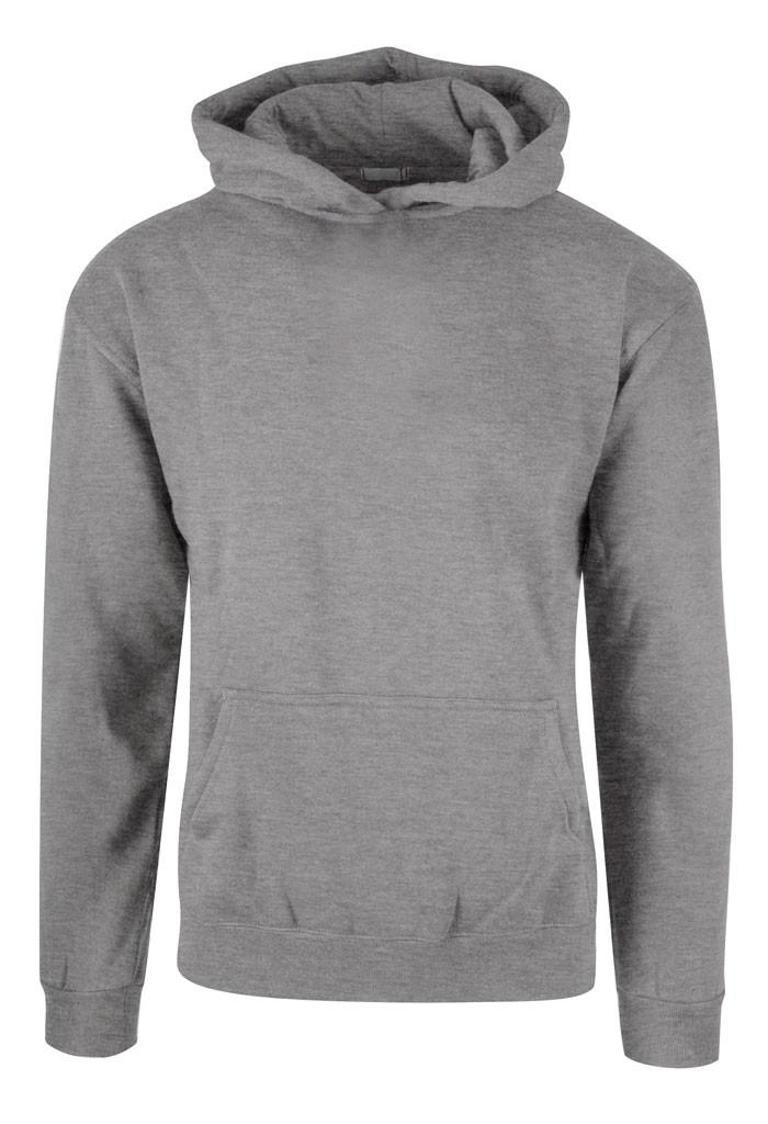 grå hoodie til børn