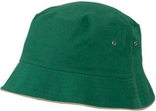 grøn bøllehat
