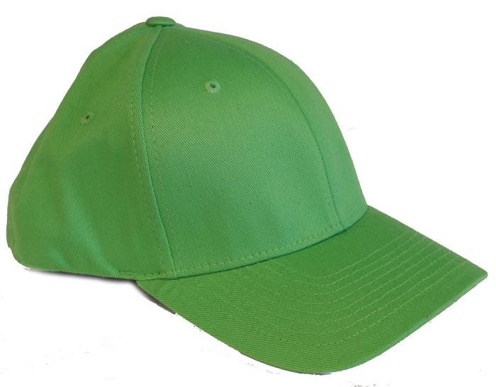 Grøn Flexfit kasket med rabat
