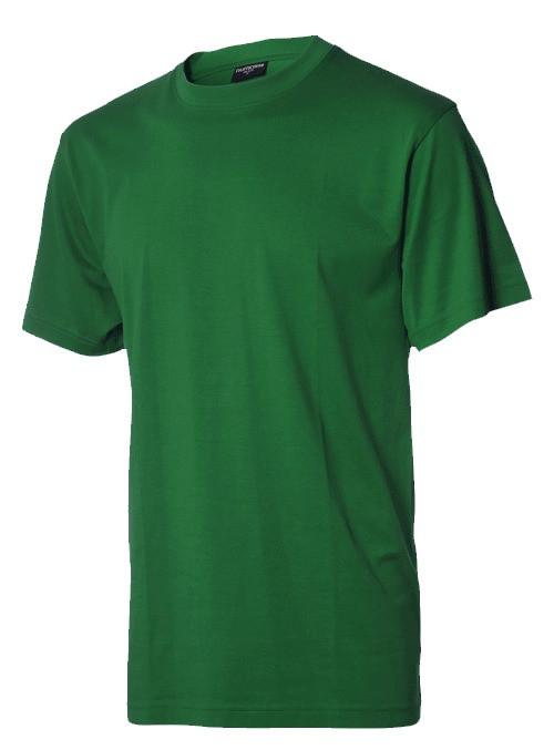 Græsgrøn T-Shirt Basic