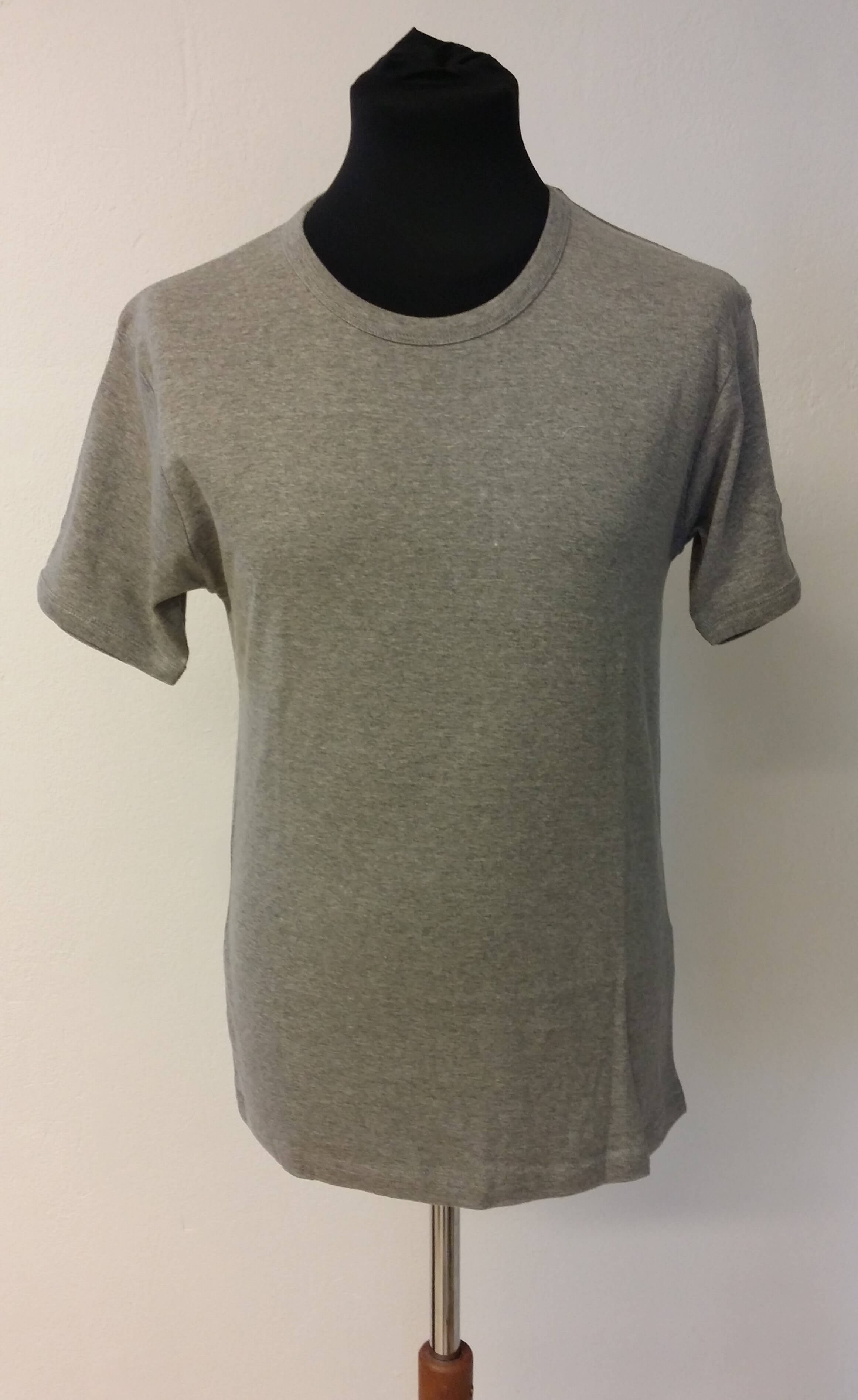 T-Shirt Tee Jays Med Rund Hals. Herre