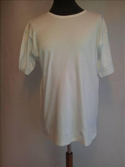 Tee Jays Hvid Mens Interlock T-shirt