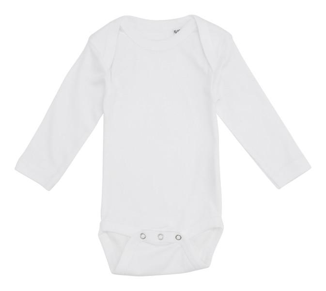 Baby Body LS Hvid