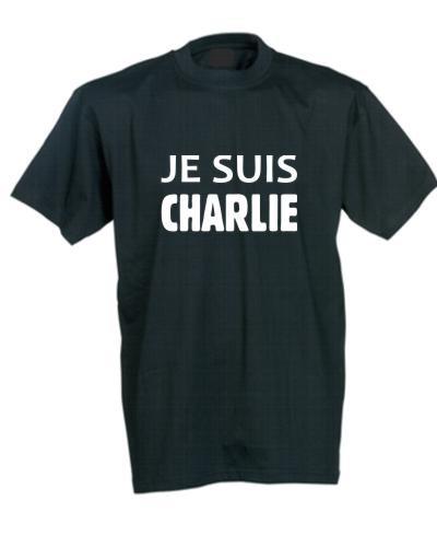 Charlie Hebdo t-shrt