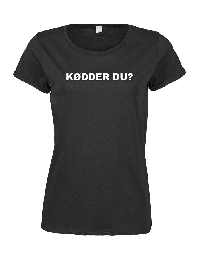 kødder du t-shirt