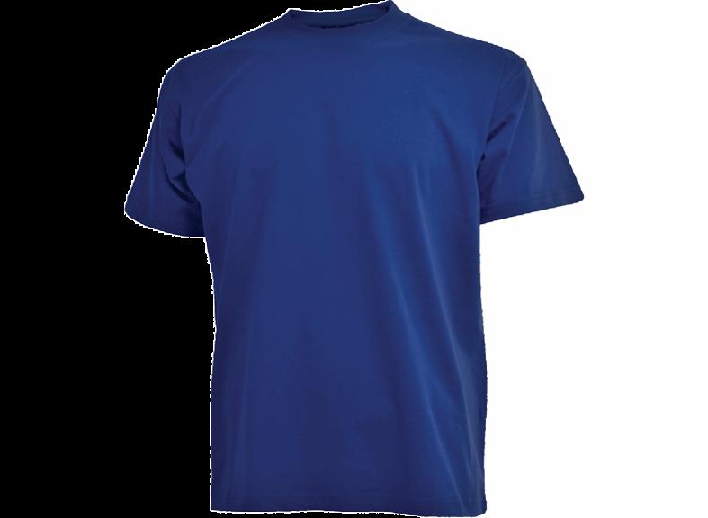Kongeblå Camus t-shirt