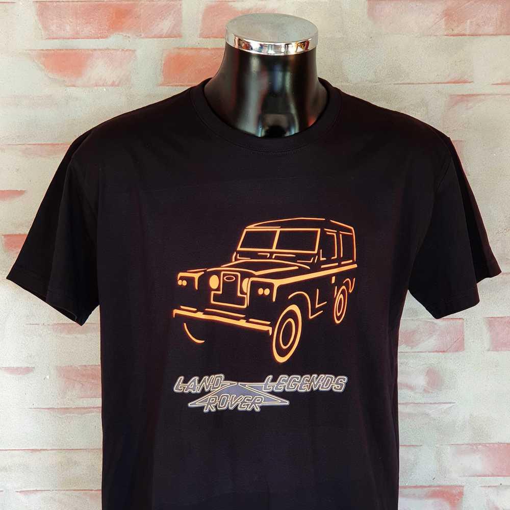 Landrover legends t-shirt