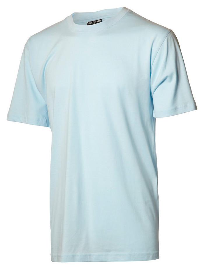 lyseblå børne t-shirt