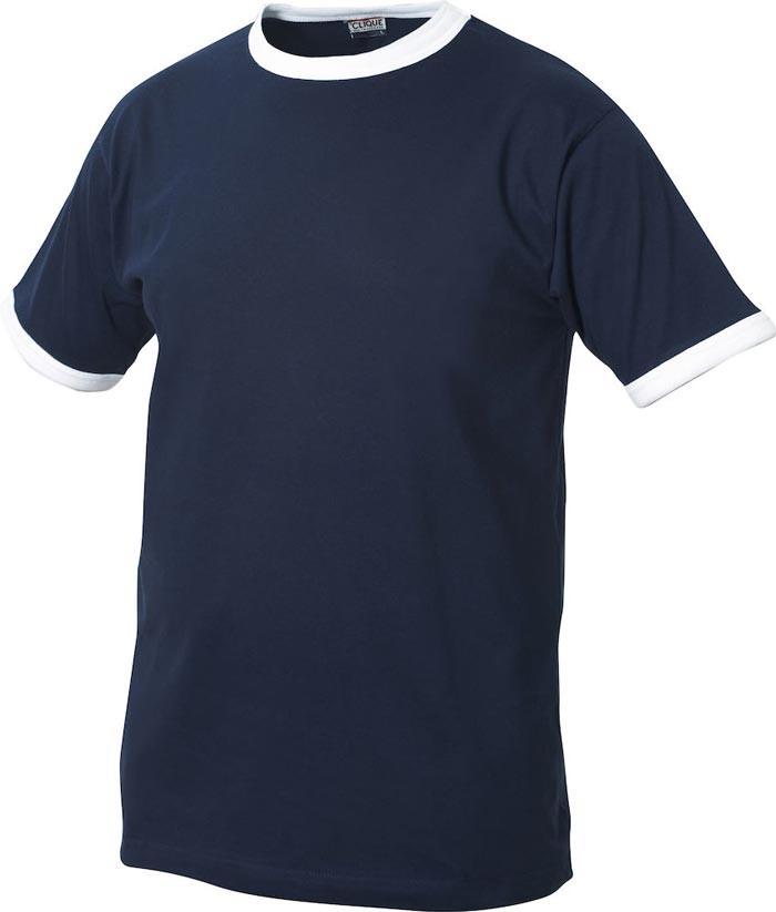 navy børne t-shirt
