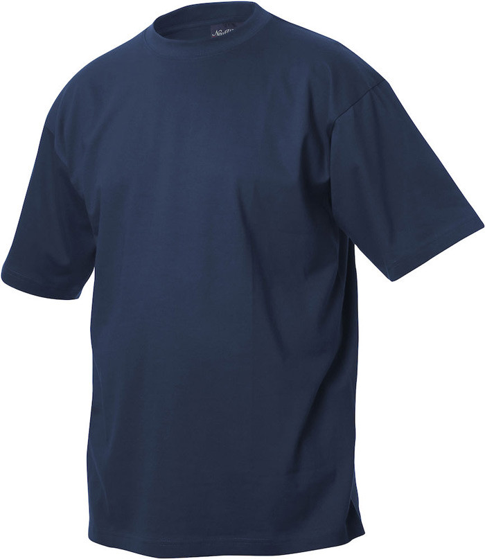 navy herre t-shirt