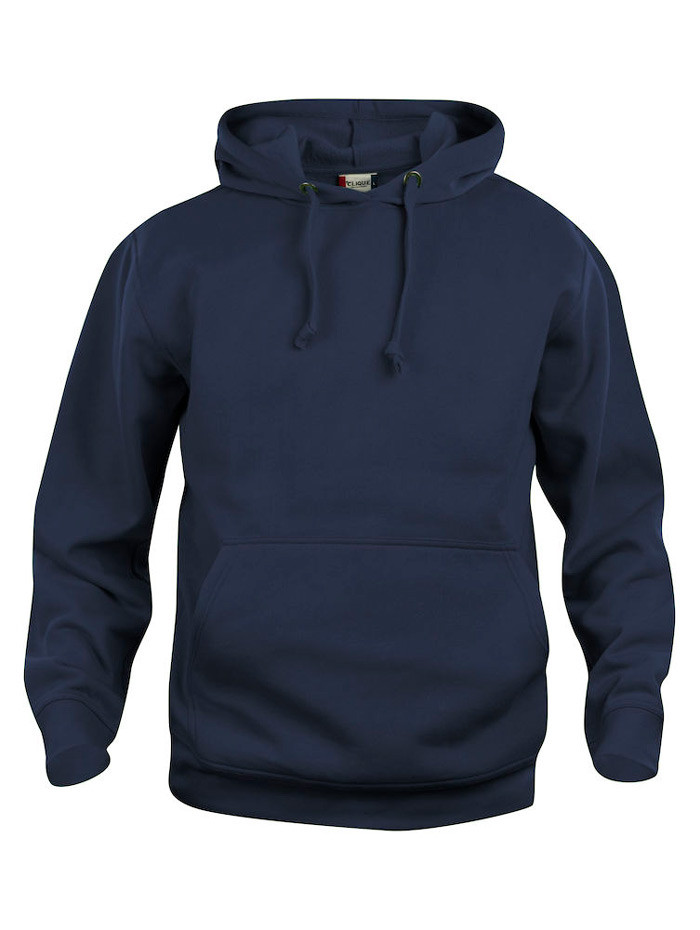 navy hoody