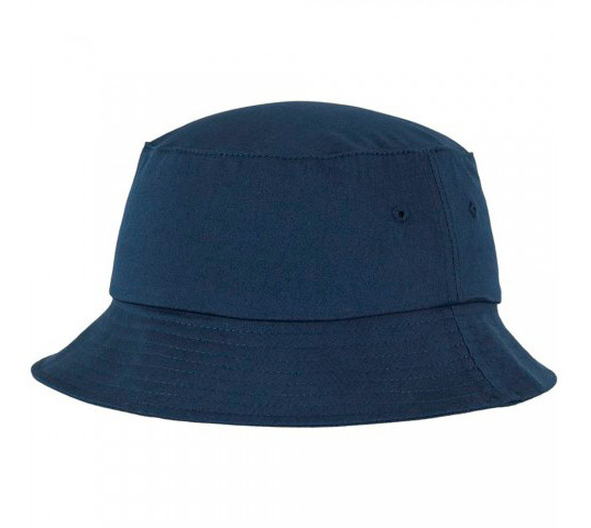 navy flexfit buckethat