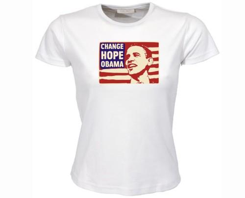 Vis din støtte omkring Obama