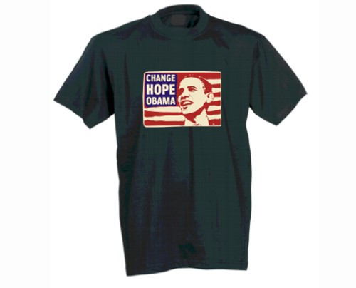 Vis din støtte til USA's præsident