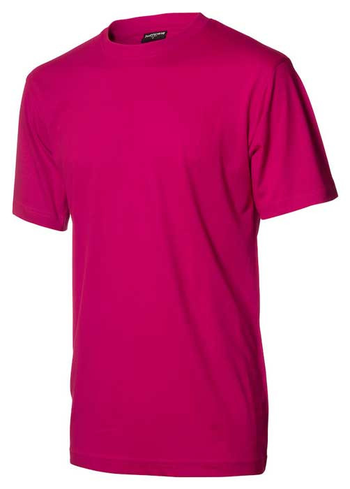 pink børne t-shirt