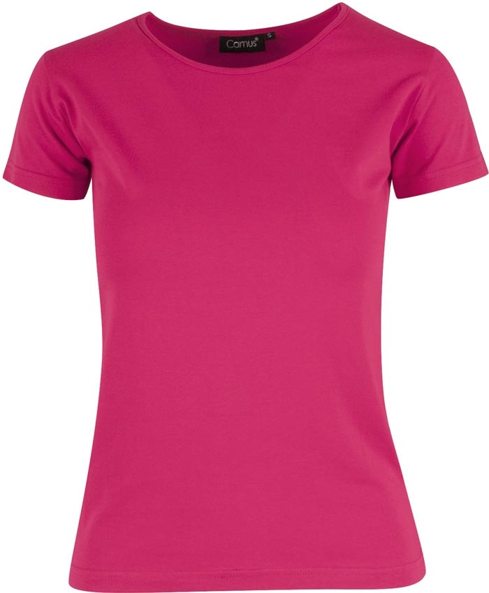 Pink Charlotte t shirt dame