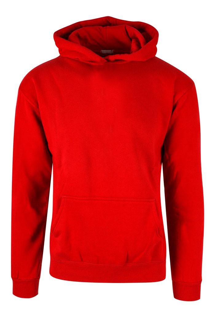 rød hættetrøje til børn