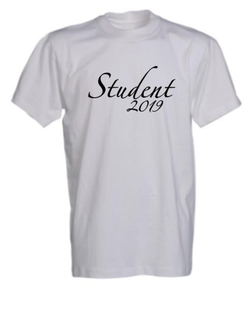 Student 2019 t-shirt trøje