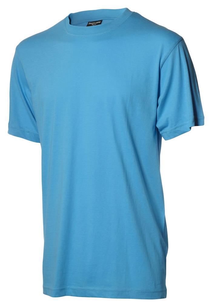 turkis t-shirt til børn