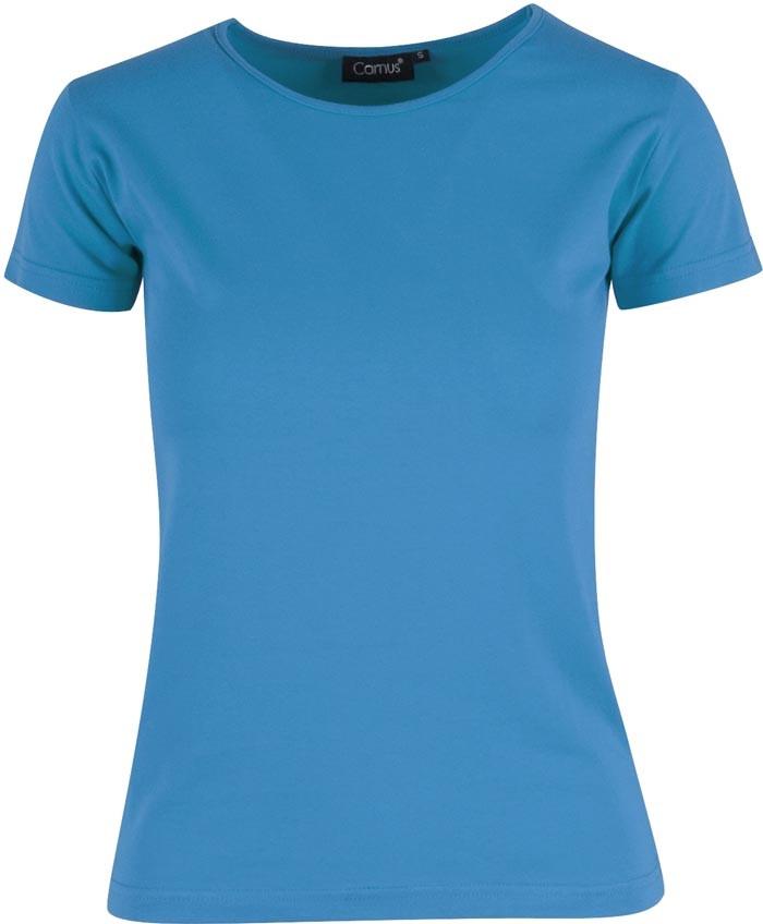 turkis dame t-shirt