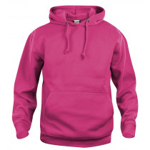 pink clique hoody
