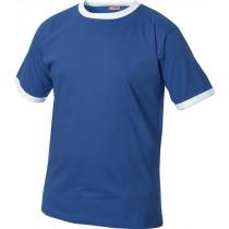 blå børne t-shirt