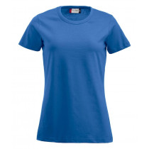 blå t-shirt