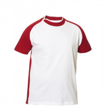 Raglan Tee i Single Jersey - Clique Brook