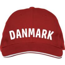 Danmarks Cap med tryk