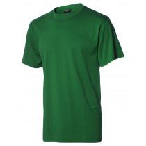 græsgrøn børne t-shirt