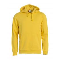 gul hættetrøje