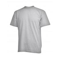 hvidmeleret t-shirt