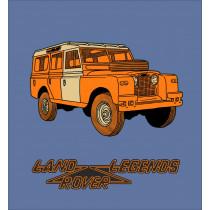 Landrover Serite 2 - 109 Tommer