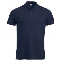 navy herre polo