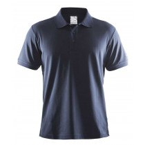 navy polo fra craft
