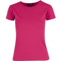 pink t-shirt til dame