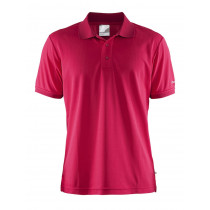 pink herre polo
