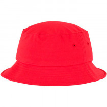 rød flexfit bøllehat