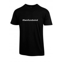 #Samfundssind- Corona t-shirt. Statement t-shirt