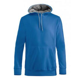 Clique carmel hættesweatshirt - kongeblå