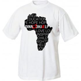 Din nødhjælp t-shirt - unisex