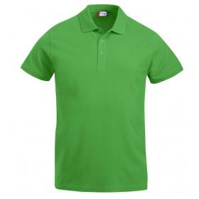 Grøn klassisk børne polo