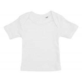 Hvid baby t-shirt