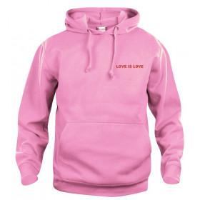 Rosa Love is Love hoodie